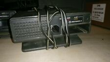 Motorola Minitor Ii Amplified Pager Charger with Power Supply
