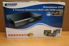 Kguard BR421 DVR(4CH,500GB ) ONLY ` Original Box