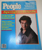 People Magazine John Belushi & Drew Barrymore July 1982 082814R