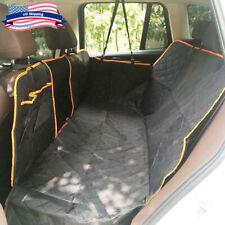 Pet Hammock Car Seat Cover Suv Rear Bench Dog Cats Protector Waterproof NonSlip