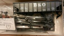 Walthers HO Wood Chip Hopper Kit, B&O NIB