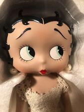 Betty Boop Bridal Beauty 2000 King Features collector doll