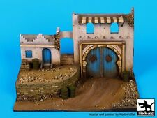 Black Dog 1/72 Middle East Street Section Diorama Base #2 (145mm x 90mm) D72022
