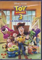 Dvd Disney TOY STORY 3 - LA GRANDE FUGA nuovo 2010