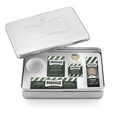 Proraso - Classic Shaving Set Metal Kit Rasatura CONFEZIONE RASATURA BARBA BEARD