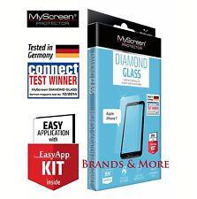 Myscreen cristal blindado Diamond vidrio display de vidrio de protección para Apple iPhone 8 Plus
