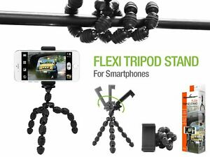 Flexible Phone Tripod Stand iPhone 12 11 Pro Max Pro Samsung Galaxy S21 S20 S10.