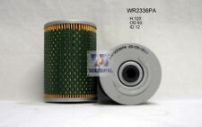 WESFIL OIL FILTER FOR Mercedes Benz 280E, CE, SE, SEL 2.8L 1972-1987 WR2336PA