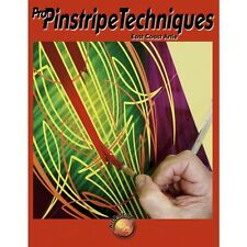 Pro Pinstripe Techniques - Book WP392