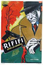 Du Rififi chez les hommes Robert Hossein poster #5