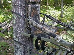 API TREESTAND CHAIN COVERS HUNTING HEAT SHRINK TUBING