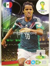 Adrenalyn XL - Giovani - Mexico - Fifa World Cup Brazil 2014 WM