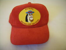 New Womens Retired Waiting 4U Stud Red Hat Cap Baseball