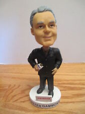 "Hall of Famer PETER GAMMONS Outback 7"" Bobble Head WEEI Radio Broadcaster"
