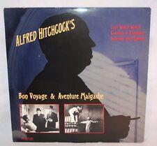 Laserdisc {I} * Bon Voyage & Aventure Malgache * Alfred Hitchcock
