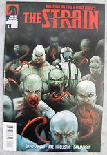The Strain #1 1st Print Dark Horse FX TV Show Guillermo del Toro BIG PICS!