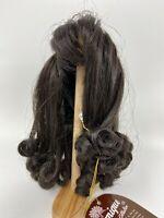 "Monique Collection ""Kristy"" Doll Wig Dark Brown Size 7-8 Code 105"