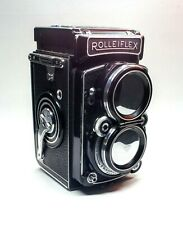 Rolleiflex 2,8C - Xenotar 2,8 - film tested