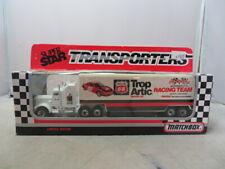 Matchbox Phillipd 66 Trop Artic Racing Transporters 1/64 Semi Rig NEW