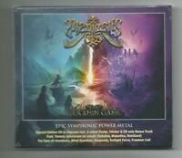 MEMORIES OF OLD - The Zeramin Game CD-Epic Power Metal Tommy Johansson OVP