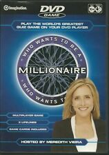 Who Wants To Be a Millionaire - Interactive DVD Game (DVD, 2007)