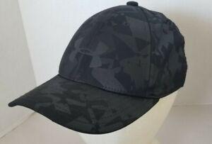 Under Armour Black Youth Baseball Cap Hat Headwear Sz XS/SM