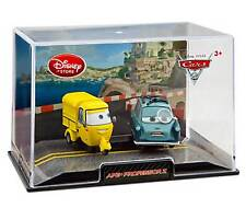 Disney Store Cars 2 Ape & Professor Z Die Cast Car In Collector's Case