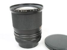 Super-Danubia MC 3,5-4,5/28-80 Pour Contax Yashica 28-80 mm 1:3,5-4,5 C/Y
