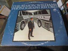 Mason Williams Phonograph Record, 1968, 33 RPM VINYL, W-1729 , 1380,