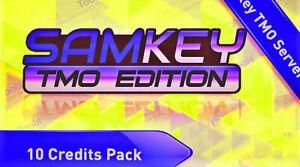 SamKey TMO/SPR 10 Credits T-Mobile MetroPCS Verizon Sprint UNLOCK   - FASTEST