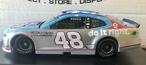 2020 Elite Jimmie Johnson #48 Ally Darlington RAW VERSION 1:24 ONLY 69 MADE!!!