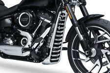 Kuryakyn 6464 Chrome Precision Chin Spoiler 18-19 Harley Softail Milwaukee-8 M8