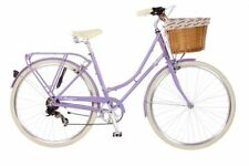 Women's Hybrid/Comfort Bike Bicycles with Mudguards