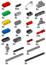 x177 Lego EV3 Technic Parts PACK  (replacement,beam,gear,robot,lme,accessories)