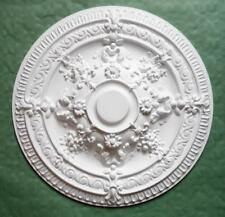 Large Ceiling Rose  - Strong Lightweight Resin - (Not Polystyrene) HELENA 660mm