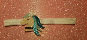 Unicorn headbands any size made