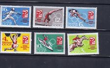 Russia 1964 Mi.#2932A-37A 18th Summer Olympic Games Tokyo set of 6 stamps MNH