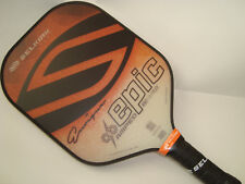 ALL NEW SELKIRK AMPED X5 ENRIQUE RUIZ SIGNATURE EPIC PICKLEBALL PADDLE ORANGE