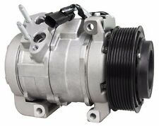 New A/C AC Compressor Fits: 2010 - 2015 Ram 2500 3500 4500 6.7L Cummins Diesel