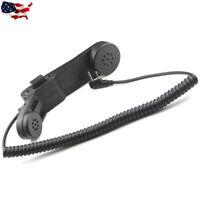 Military H-250 PTT Handset Handheld Microphone for UV-5R UV-82 GT-3