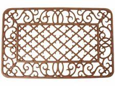 Dragimex Esschert rettangolare Doormat ghisa Brown 67 x 42 cm (g2k)