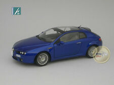 p Alfa Romeo Brera Metallic Blue - Hongwell/Cararama - 1:24 - HO492419BL /p