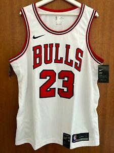 Michael Jordan Chicago Bulls Nike Jersey XL The Last Dance Limited Edition
