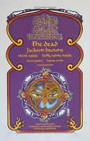 SEVA - The Dead, Jackson Browne, Earle, Wavy, Weir, Lesh Poster - BCT 12/13/2003
