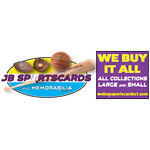 JB Sportscards and Memorabilia
