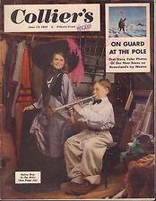 Collier's Magazine June 14 1952 Rainy Day In The Attic 072317nonjhe