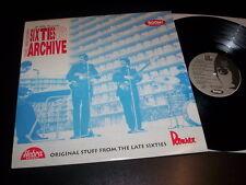 """Various """"JP Van Presents: The Belgian Sixties Archive #2"""" LP Boom! Records 1990"""