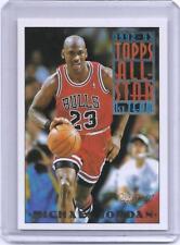 1993-1994 TOPPS GOLD BASKETBALL CARD #101 MICHAEL JORDAN CHICAGO BULLS