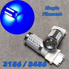 Reverse Backup Light T25 3156 3456 33 samsung LED Blue Bulb W1 For Buick Mazd JA