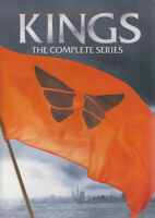 KINGS - THE COMPLETE SERIES (BOXSET) (DVD)